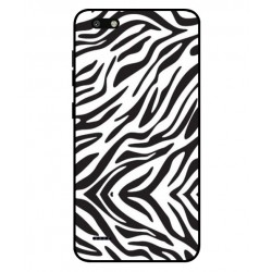 ZTE Blade Force Zebra Case
