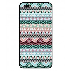 Coque Broderie Mexicaine Pour ZTE Blade Force