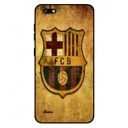 Coque FC Barcelone Pour ZTE Blade Force