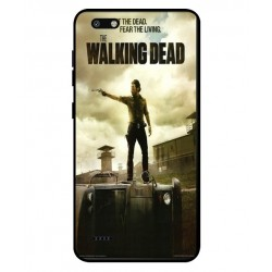 ZTE Blade Force Walking Dead Cover