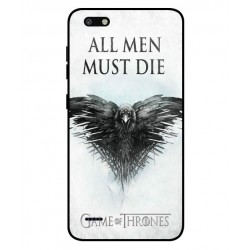 ZTE Blade Force All Men Must Die Cover