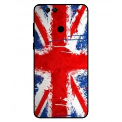 Coque UK Brush Pour Huawei Honor 7X