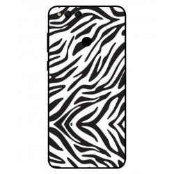Huawei Honor 7X Zebra Case