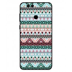 Coque Broderie Mexicaine Pour Huawei Honor 7X