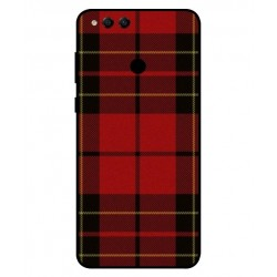 Coque Broderie Suédoise Pour Huawei Honor 7X