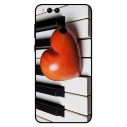 Coque I Love Piano pour Huawei Honor 7X