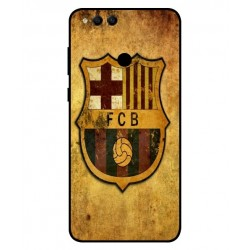 Coque FC Barcelone Pour Huawei Honor 7X