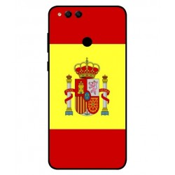 Huawei Honor 7X Spain Cover