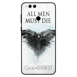 Huawei Honor 7X All Men Must Die Cover