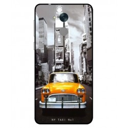 Coque New York Taxi Pour Huawei Honor 6C Pro