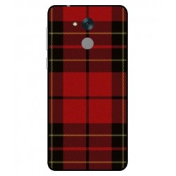 Coque Broderie Suédoise Pour Huawei Honor 6C Pro