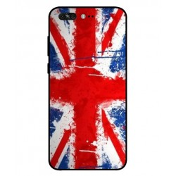 Coque UK Brush Pour Asus Zenfone 4 Pro ZS551KL