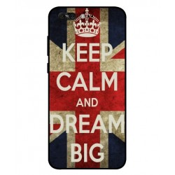 Keep Calm And Dream Big Hülle Für Asus Zenfone 4 Pro ZS551KL