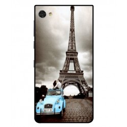 Blackberry Motion Vintage Eiffel Tower Case