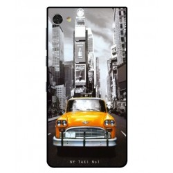 Carcasa New York Taxi Para Blackberry Motion
