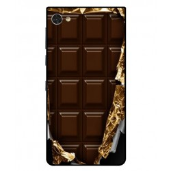Funda Protectora 'I Love Chocolate' Para Blackberry Motion