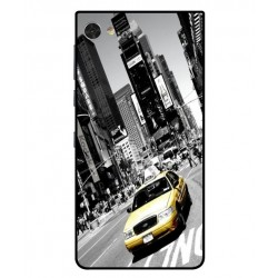Coque New York Pour Blackberry Motion