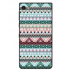 Coque Broderie Mexicaine Pour Blackberry Motion