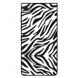Blackberry Motion Zebra Case