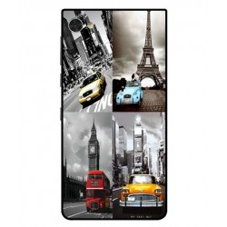 Funda Best Vintage Para Blackberry Motion