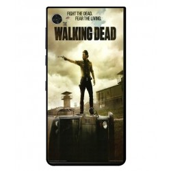 Funda Walking Dead Para Blackberry Motion