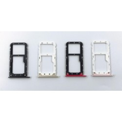 White SIM Card Tray Slot Holder For Xiaomi Mi 5X