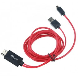 MHL To Male HDMI Cable For Samsung Galaxy J2 2017