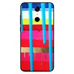 Cubot Note Plus Brushstrokes Cover