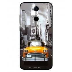 Cubot Note Plus New York Taxi Cover