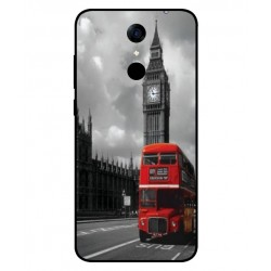 Cubot Note Plus London Style Cover