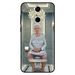 Cubot Note Plus Her Majesty Queen Elizabeth On The Toilet Cover