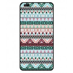 Coque Broderie Mexicaine Pour Leagoo T5