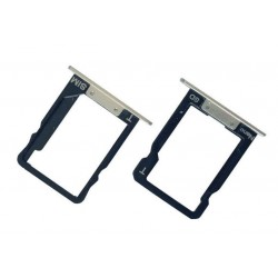 Silver SIM Card Tray Slot Holder For Huawei P8 Max