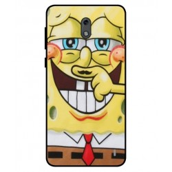 Nokia 2 Yellow Friend Cover