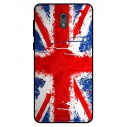 Nokia 2 UK Brush Cover