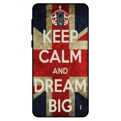 Nokia 2 Keep Calm And Dream Big Cover