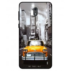 Nokia 2 New York Taxi Cover