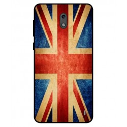 Nokia 2 Vintage UK Case