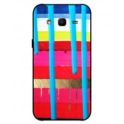 Samsung Galaxy J2 2017 Brushstrokes Cover
