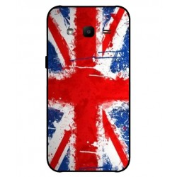 Samsung Galaxy J2 2017 UK Brush Cover
