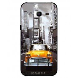 Samsung Galaxy J2 2017 New York Taxi Cover