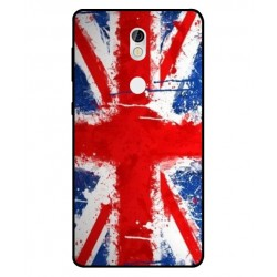 Nokia 7 UK Brush Cover