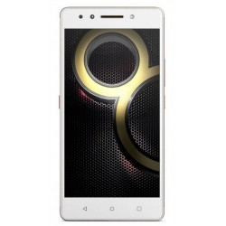 White Lenovo K8 Note Complete Replacement Screen