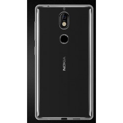 Nokia 7 Transparent Silicone Case
