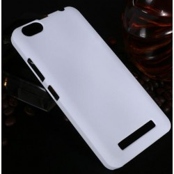 Lenovo Vibe C White Hard Case