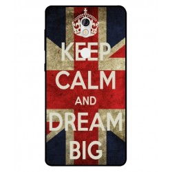 Nokia 7 Keep Calm And Dream Big Cover