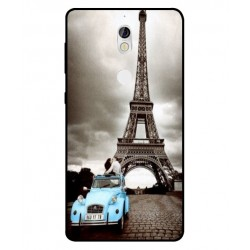 Nokia 7 Vintage Eiffel Tower Case