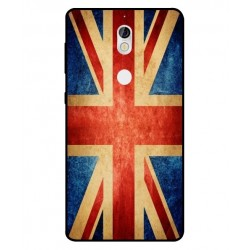 Nokia 7 Vintage UK Case