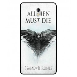 Nokia 7 All Men Must Die Cover