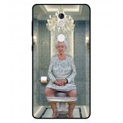 Nokia 7 Her Majesty Queen Elizabeth On The Toilet Cover